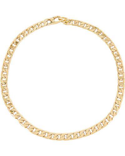 Złoty naszyjnik łańcuch Baublebar