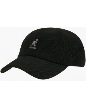 Черная кепка Kangol