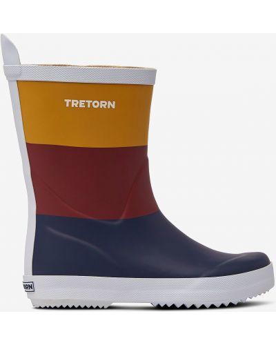 Резиновые сапоги на каблуке Tretorn