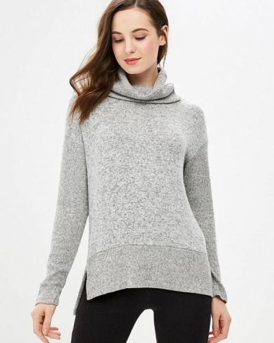 Серый свитер осенний Modis