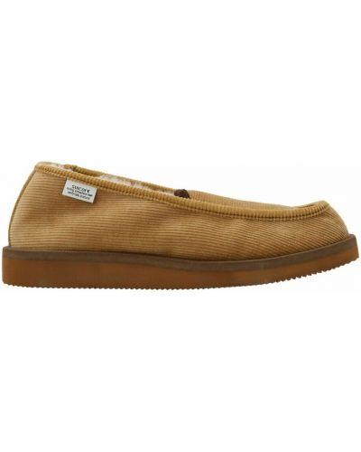 Loafers - brązowe Suicoke