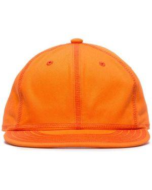 Оранжевая кепка Converse