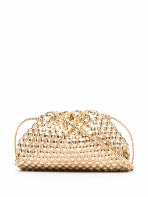 Желтая сумка Bottega Veneta