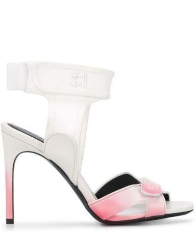 Białe sandały z paskiem Off-white