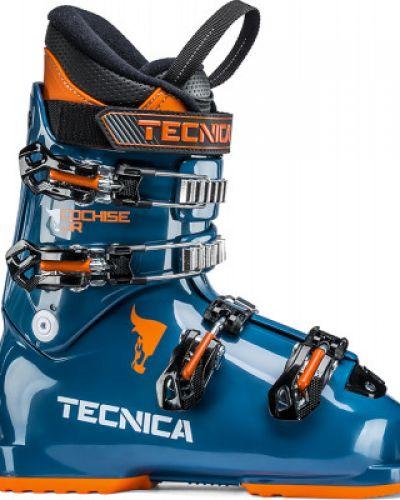 Ботинки синие Tecnica