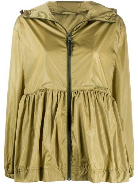 Куртка зеленая Duvetica