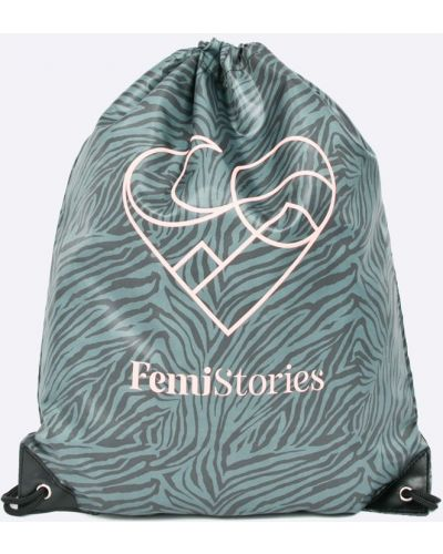 Рюкзак милитари с отделениями Femi Stories