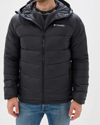 Куртка черная осенняя Columbia