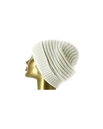Белая шапка зимняя Colombo