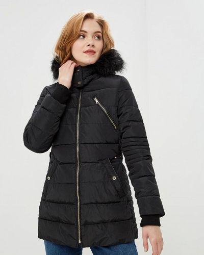 Утепленная куртка - черная Jennyfer