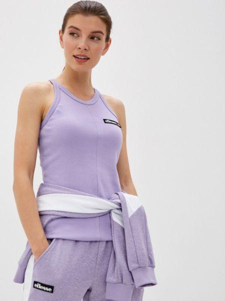 Топ фиолетовый Ellesse