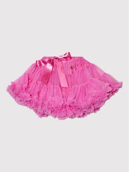 Spódnica tiulowa - różowa Lavashka