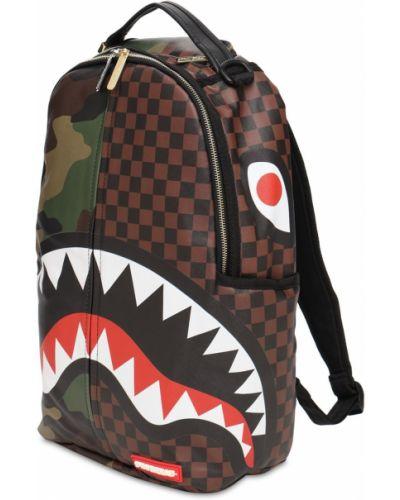 Рюкзак на молнии на бретелях Sprayground