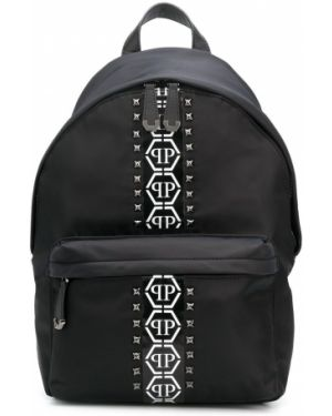 Czarny plecak Philipp Plein