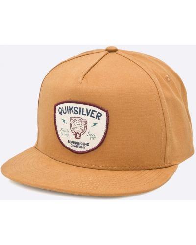 Коричневая шляпа Quiksilver