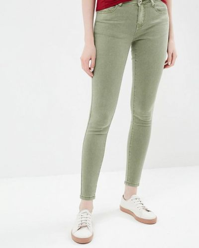 Зеленые брюки Miss Bon Bon