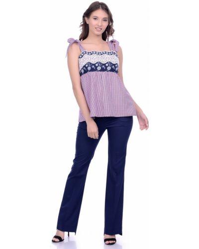Блузка с вышивкой Lautus