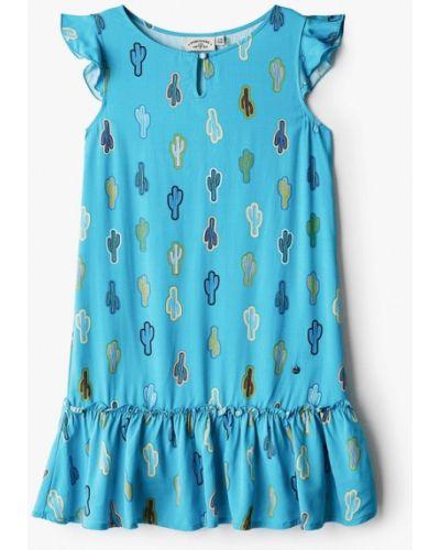 Расклешенное повседневное свободное платье Finn Flare