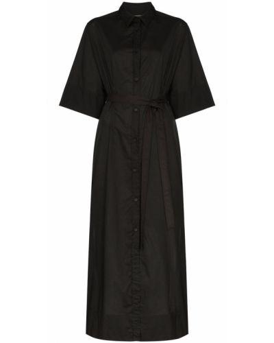 Платье макси платье-комбинация с завышенной талией Matteau