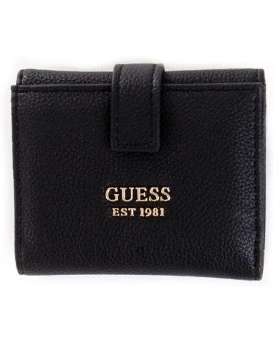 Złoty portfel Guess