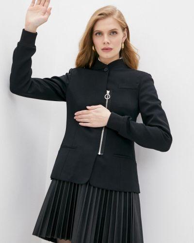 Черный пиджак Bikkembergs