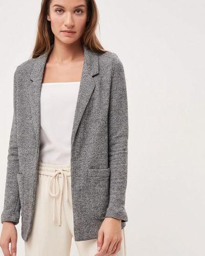 Пиджак серый Jennyfer