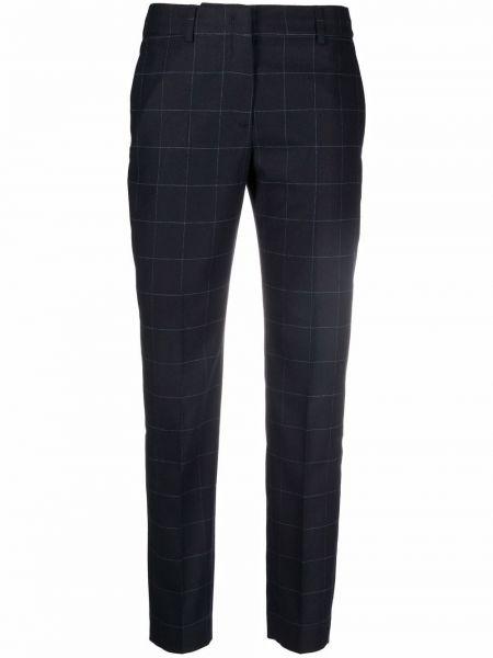 Синие брюки с карманами Ps Paul Smith
