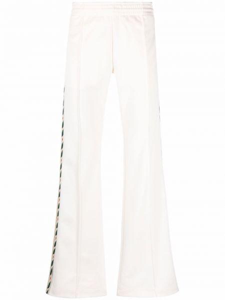 Прямые брюки - белые Casablanca