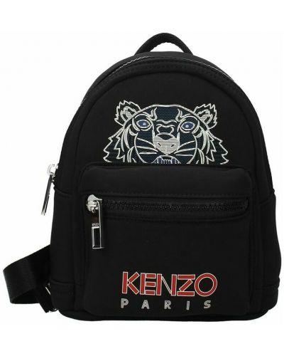 Czarny plecak sportowy Kenzo