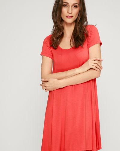 Платье мини свободного кроя трикотажное Answear