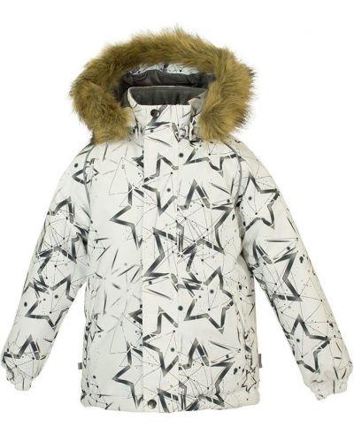 Зимняя куртка мембрана с подкладкой Huppa