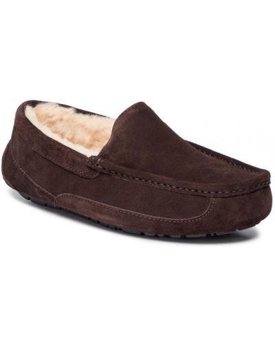 Brązowe sandały Ugg