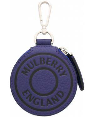 Biznes torba skórzana złoto Mulberry