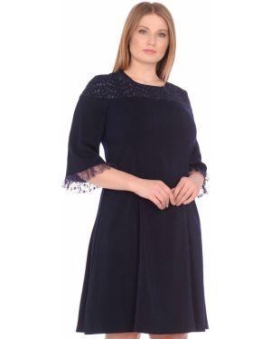 Вечернее платье с люрексом Dream World