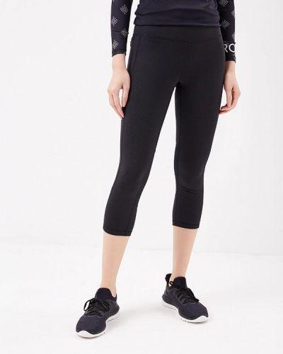 Черные брюки Roxy