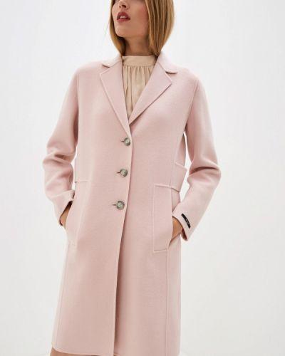 Пальто демисезонное розовое Sportmax Code