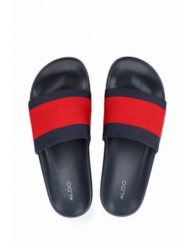 Синие сандалии Aldo