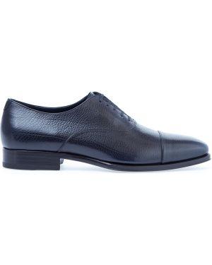 Туфли на шнуровке итальянские Stefano Ricci