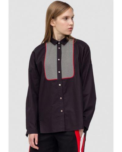Блузка черная Dolcedonna