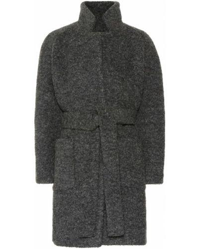 Шерстяное пальто Ganni