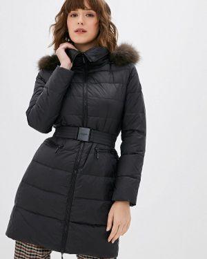 Зимняя куртка черная осенняя Camomilla Italia