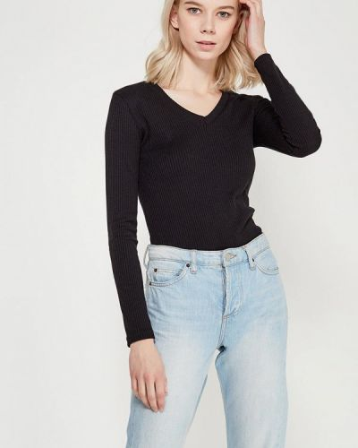 Черный пуловер A-a By Ksenia Avakyan