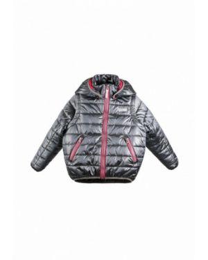 Серебряная теплая куртка для сна Kat