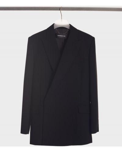 Пиджак с карманами - черный Barbara Bui