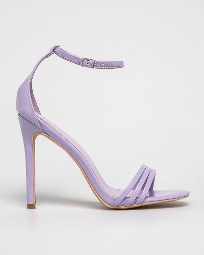 Туфли на каблуке на шпильке фиолетовый Glamorous