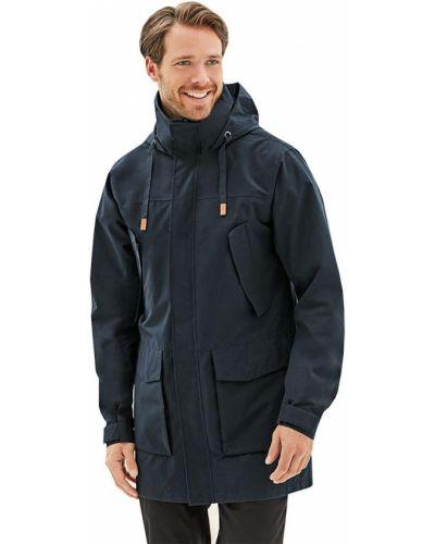 Куртка с капюшоном - синяя Crivit