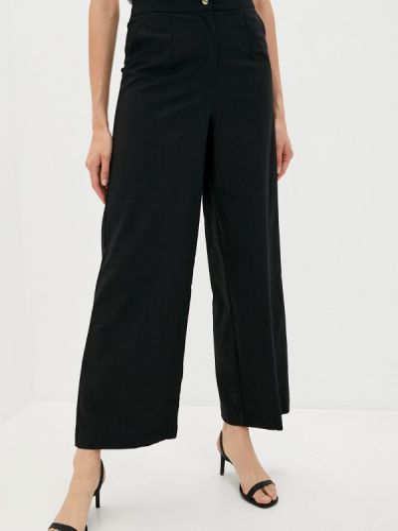 Повседневные черные брюки B.style