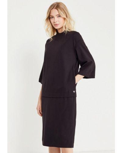 Повседневное черное платье Parole By Victoria Andreyanova