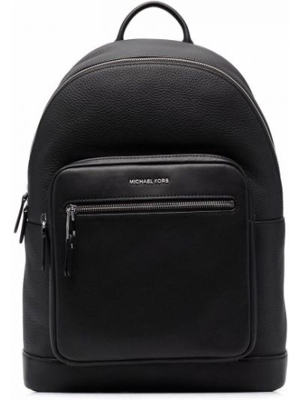 Кожаная сумка - черный Michael Kors
