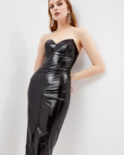 Платье - черное Elisabetta Franchi